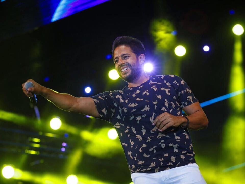 Blue Blue El Sokhna Concert - 2017