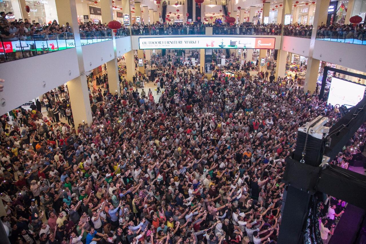 Dubai Dragon Mart 2 Concert