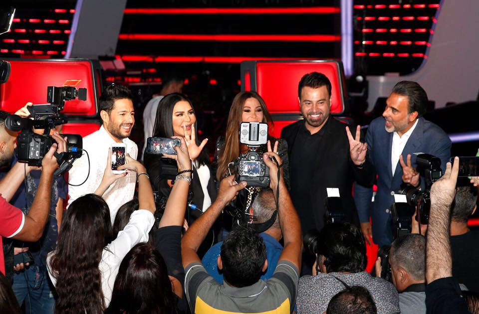 The Voice Press Conference