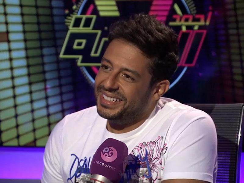 لقاء النجم محمد حماقي في #اجمد7 مع جيهان عبدالله | الجزء 1