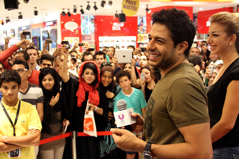 Mn Alby Baghany Album Signing